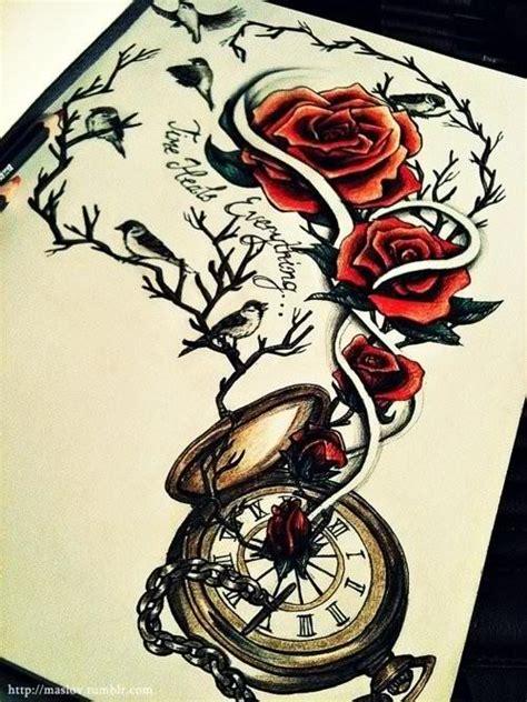 tattoo design time tattoo ink varios desenhos old school various