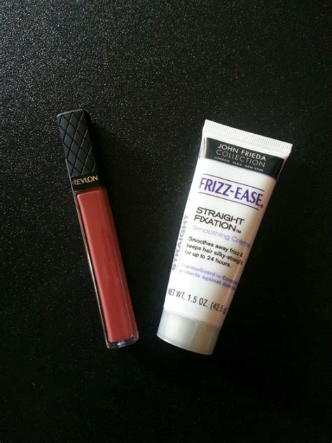 Lipstik Revlon Kw lip monthly makeup subscription box review july 2014 my subscription addiction