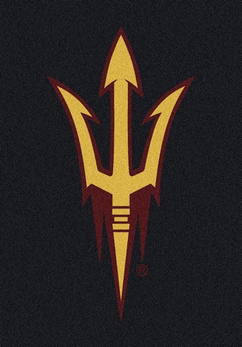 logo rugs buy arizona state sun devils logo rugs