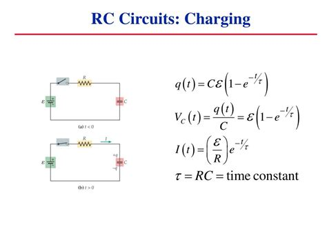 capacitor open circuit dc ppt capacitors in circuits powerpoint presentation id 6906