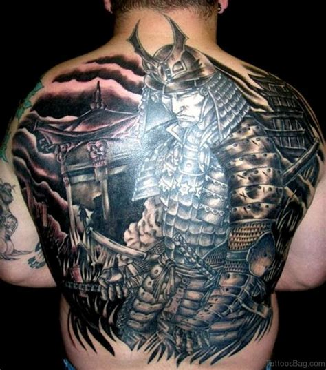 asian back tattoo design 43 alluring japanese samurai tattoos for back
