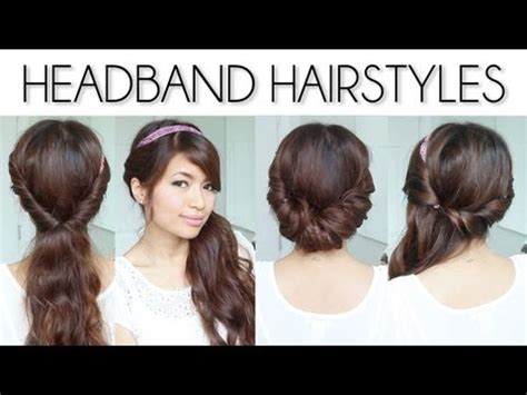 hairstyles for school bebexo 5 quick n easy back to school heatless hairstyles hair