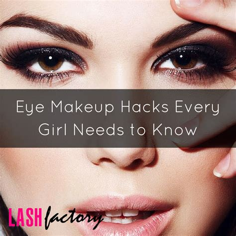 Eyeshadow Hack makeup hacks makeup vidalondon
