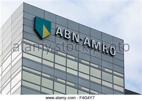 abn amro bank nv abn amro bank headquarters on the zuidas in amsterdam the