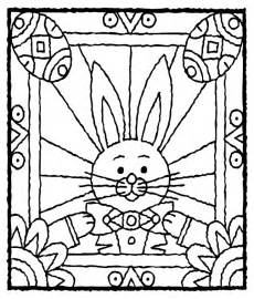 Easter Bunny With Eggs  Crayolacouk sketch template