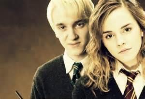 de thedragohermione hermione granger et drago