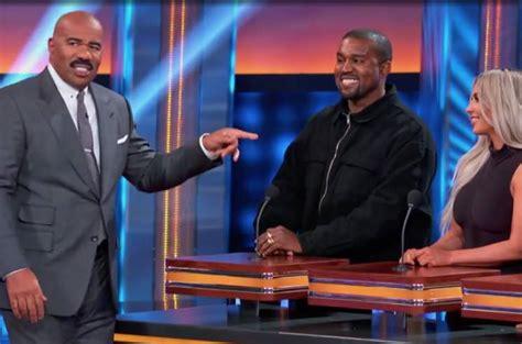 kim and kanye family feud full episode watch kanye west and the kardashians on celebrity family