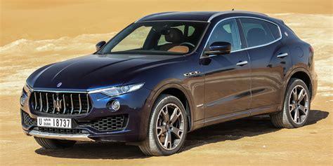 Maserati Vehicles by 2018 Maserati Levante Vehicles On Display Chicago