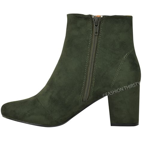 low cut boots womens womens low block heel chelsea ankle boots cut out