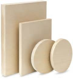 american easel wood painting panels blick art materials