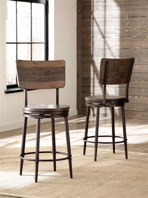 Kitchen Counter Swivel Stools With Backs by Stools Design Glamorous Swivel Counter Stools Counter