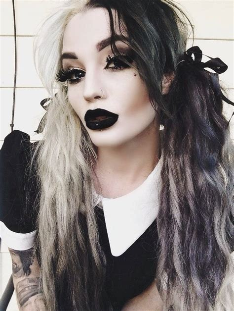 movie themes for hair styles 1000 ideas about gothic hairstyles on pinterest goth