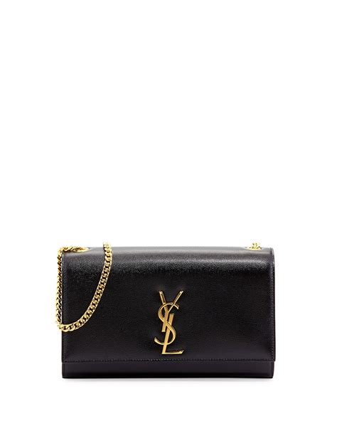 saint laurent kate monogram ysl medium shoulder bag