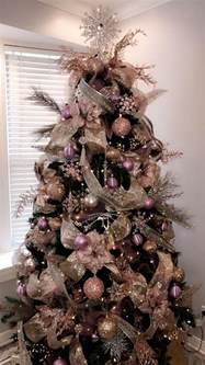 gold tree decorating ideas 25 unique pink tree ideas on pink