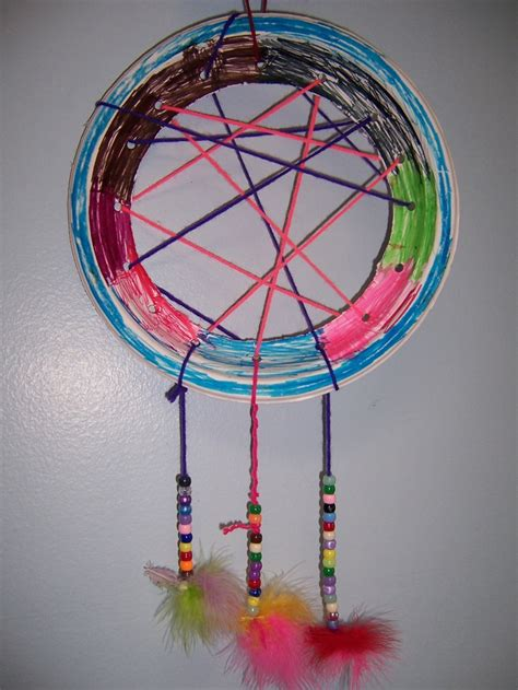 How To Make A Paper Dreamcatcher - how to make a paper dreamcatcher 28 images how make a