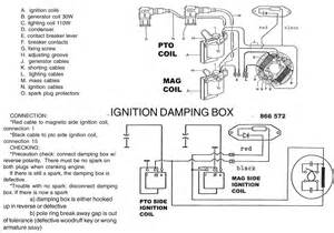 bosch points ignition wiring diagram rotax 377 rotax 447 rotax 503 engines bosch points