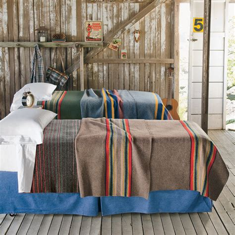 Blanket From The Bedroom by Buy Pendleton C Blanket With Carrier Lake Amara