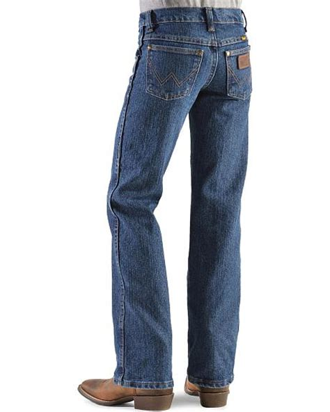 wrangler comfort fit jeans wrangler boys jeans advanced comfort fit 8 16 sheplers