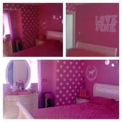 victoria secret bedroom wallpaper victorias secret themed room pink pink pink