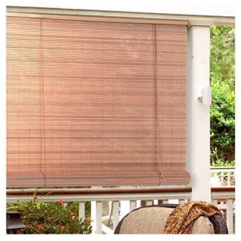 backyard blinds patio blinds amazon com