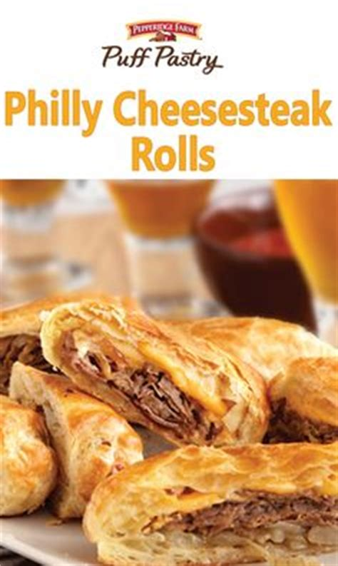 Phancy Philly Cheesesteak Turnovers by 1000 Images About Puff Tastic Summer Recipes On
