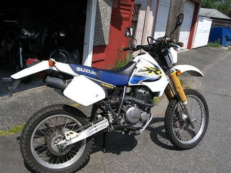 1999 Suzuki Dr350 1999 Suzuki Dr 350 Se Moto Zombdrive