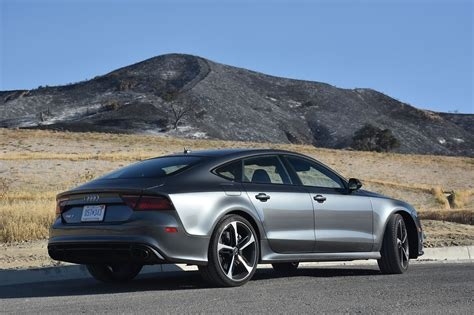 Audi Rs7 Performance by A Dangerous Situation In A 2016 Audi Rs7 Performance