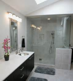 contemporary bathroom remodel ideas