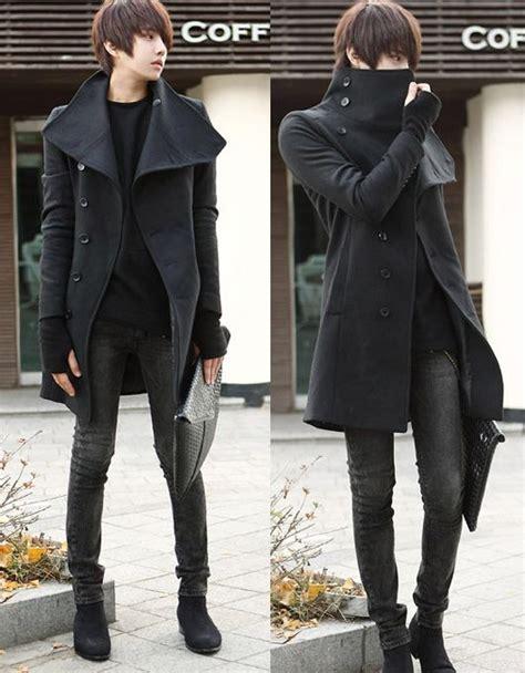 Coat Korea Fashion Blazer Luaran Outer Dress Jaket Baju Wanita Import 5 details about s stylish button up lapel winter handsome coat jacket black grey 4 size