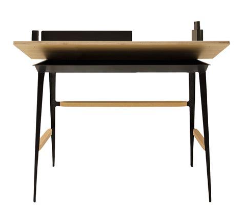 bureau portable bureau portable atelier moleskine bureau bois noir