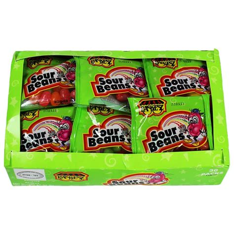 individual bags of jelly beans 2411 sour jelly beans mini bags show box paskesz europe