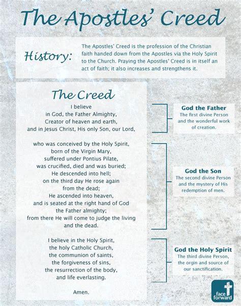 printable version nicene creed 15 best apostles creed images on pinterest apostles