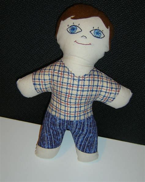 Handmade Doll Tutorial - 17 best images about rag dolls on free sewing