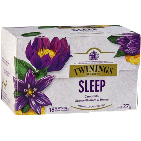 Detox Tea Sleepy by Twinings Sleep 18pk Woolworths