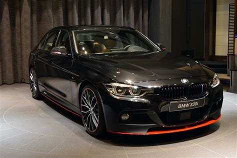 2016 bmw 330i with m performance parts shows the new