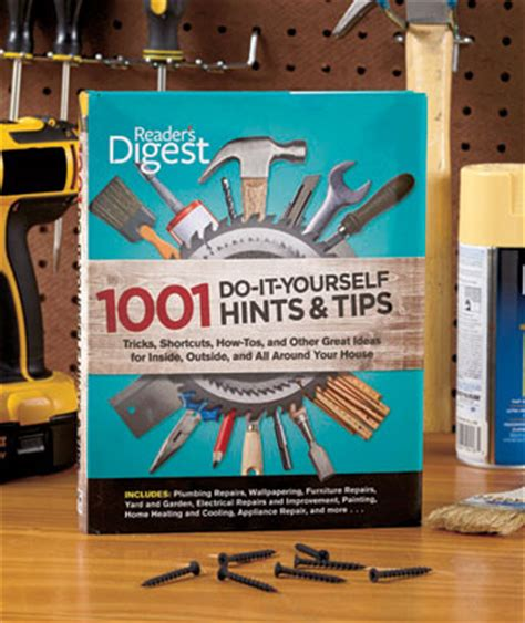 1001 diy home improvement ideas book ltd commodities