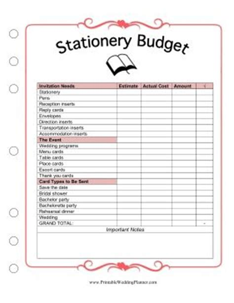 stationery checklist for a wedding pinterest the world s catalog of ideas