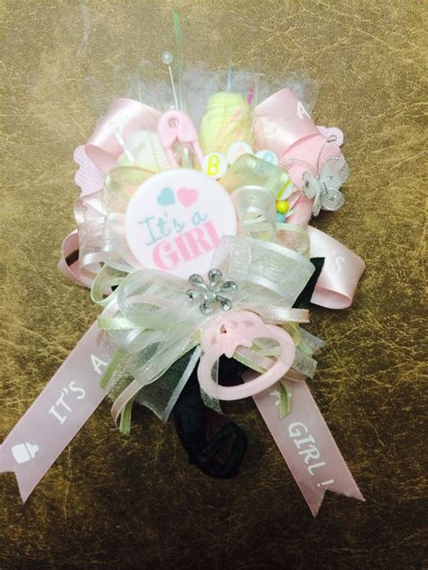 Baby Shower Pins Corsages by Best 25 Baby Shower Corsages Ideas On Baby