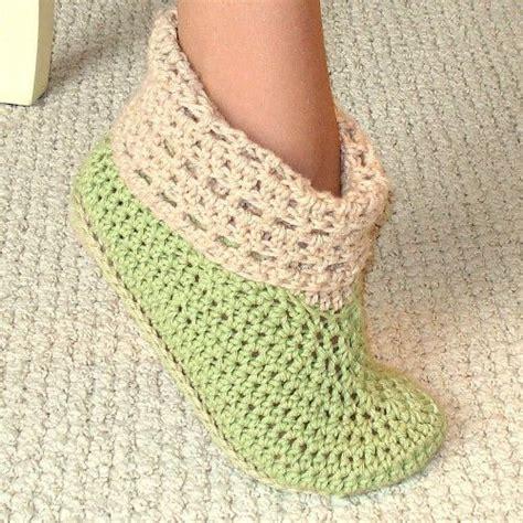 s crochet slipper pattern free free crochet patterns to print crochet pattern cuffed