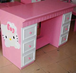 Meja Belajar Gantung cicissouvenirs furniture its all about hello