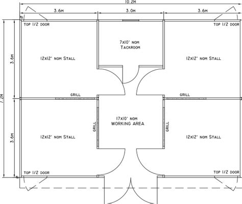 barn layouts barn layout how you can build a cheap shed cheap shed