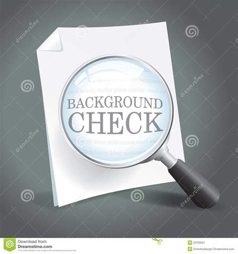 Background Check Without Subscription Background Check Stock Image Image 29783521