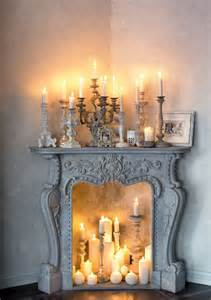 20 fireplace candle ideas home design and interior
