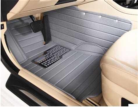 2015 newly custom special floor mats for ford explorer