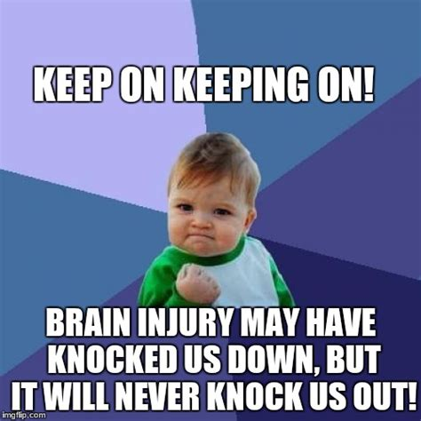 Injury Meme - success kid meme imgflip