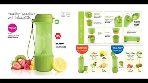 Tupperware Infused Water tupperware malaysia infuse2go