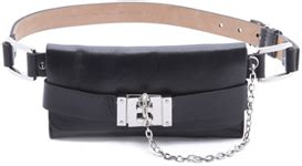 rachel zoe belt bag: do you own a black belt yet? | bragmybag