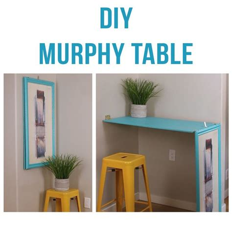 diy murphy dining table 25 best ideas about murphy desk on murphy