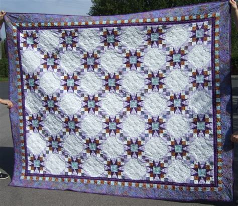 Tennessee Waltz Quilt Pattern Free by Oak Tree Quilts September 2010