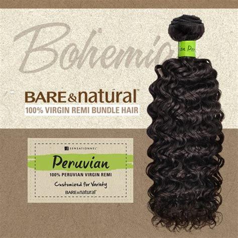 chocolate natural hair peruvian bohemian sensationnel unprocessed peruvian virgin remy human hair